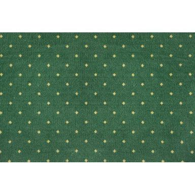 Wykładzina dywanowa MAJESTIC zielona 5 m