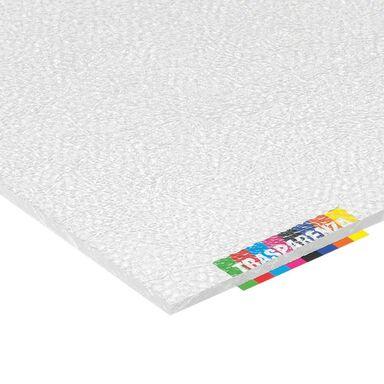 Szkło syntetyczne SZRON 4 mm 50 x 50 cm ROBELIT