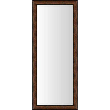Lustro MUTTER orzech 45 x 126 cm w drewnianej ramie