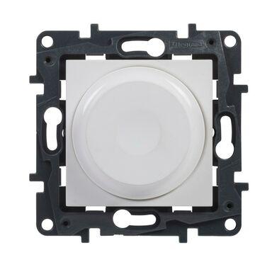 Uniwersalny ściemniacz LED STRUCTURA biały LEGRAND