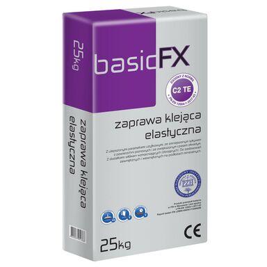 Klej do płytek ELASTYCZNY C2TE 25 kg BASIC FX