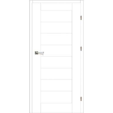 Skrzydło drzwiowe pełne Imperia Białe 80 Prawe Artens