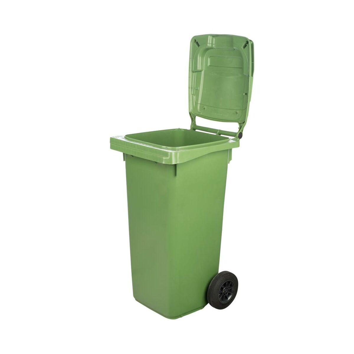 Bardzo dobra Pojemnik na odpady MGB 120L ESE - Kosze na śmieci, pojemniki na DR64