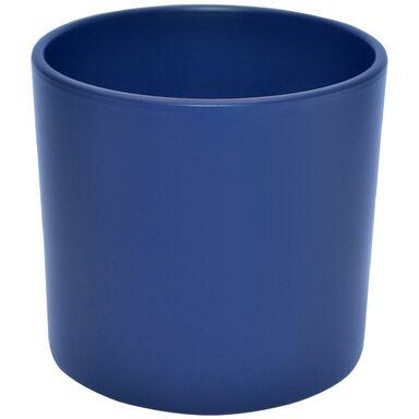 Osłonka ceramiczna 27.8 cm atramentowa WALEC