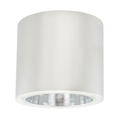 Oprawa stropowa natynkowa JUPITER śr. 13 cm biała E27 POLUX