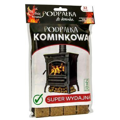 Podpałka - trociny SUPER WYDAJNA 0.16 kg EURO-PLAST