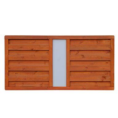 Płot szczelny 180x90 cm drewniany VITRUM WERTH-HOLZ