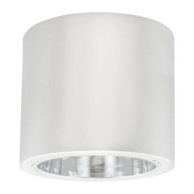 Oprawa stropowa natynkowa JUPITER śr. 17 cm biała E27 POLUX