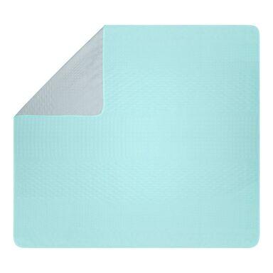 Narzuta Bueno niebieska 200 x 240 cm