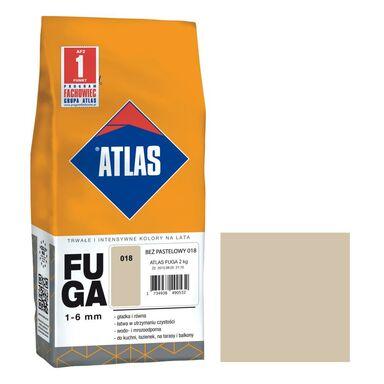 Fuga 018  beż pastelowy  2 kg ATLAS