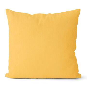 Poduszka LONETA JESS żółta 40 x 40 cm