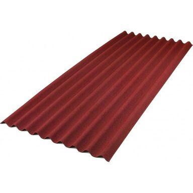 Płyta bitumiczna BASE Czerwona 1.4 m2 ONDULINE