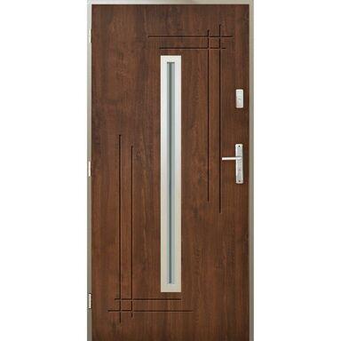 Drzwi wejściowe OZYRYS  lewe 95 PANTOR