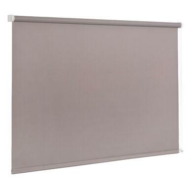 Roleta okienna Regular 200 x 220 cm taupe beżowa Inspire