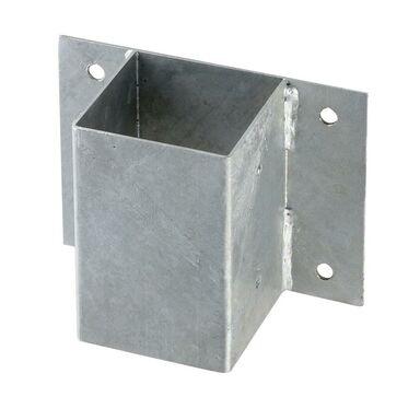 Kotwa metalowa 9 x 9 cm przykręcana do ściany S&GARDEN