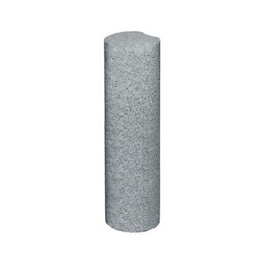Palisada betonowa OKRĄGŁA Szara 40 cm BAUMABRICK
