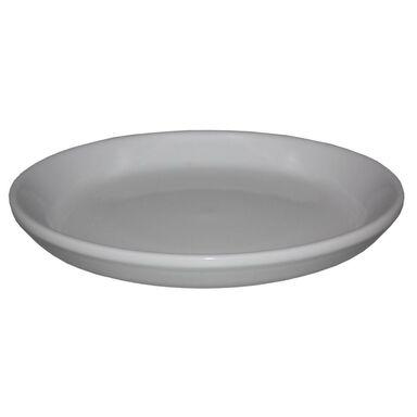 Podstawka ceramiczna 25 cm biała P0225 J15 EKO-CERAMIKA