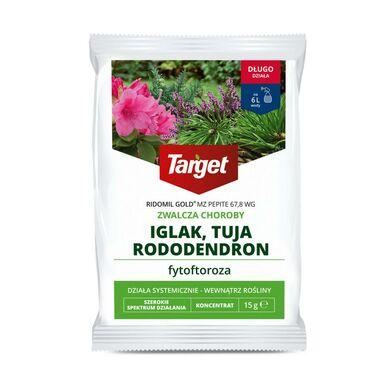 Środek grzybobójczy RIDOMIL 67,8 WG 15 g TARGET