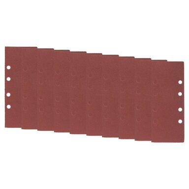 Papier ścierny 4+4  230 x 93 mm  0 mm  P180 DEXTER