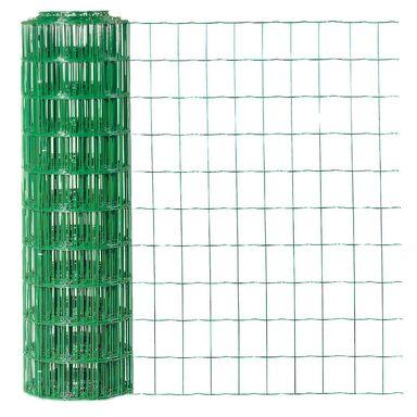 Siatka ogrodzeniowa zgrzewana 1 x 25 m zielona ASTROPLAX