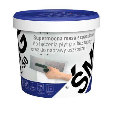 Gotowa masa szpachlowa ŚMIG C-50 1,5 kg