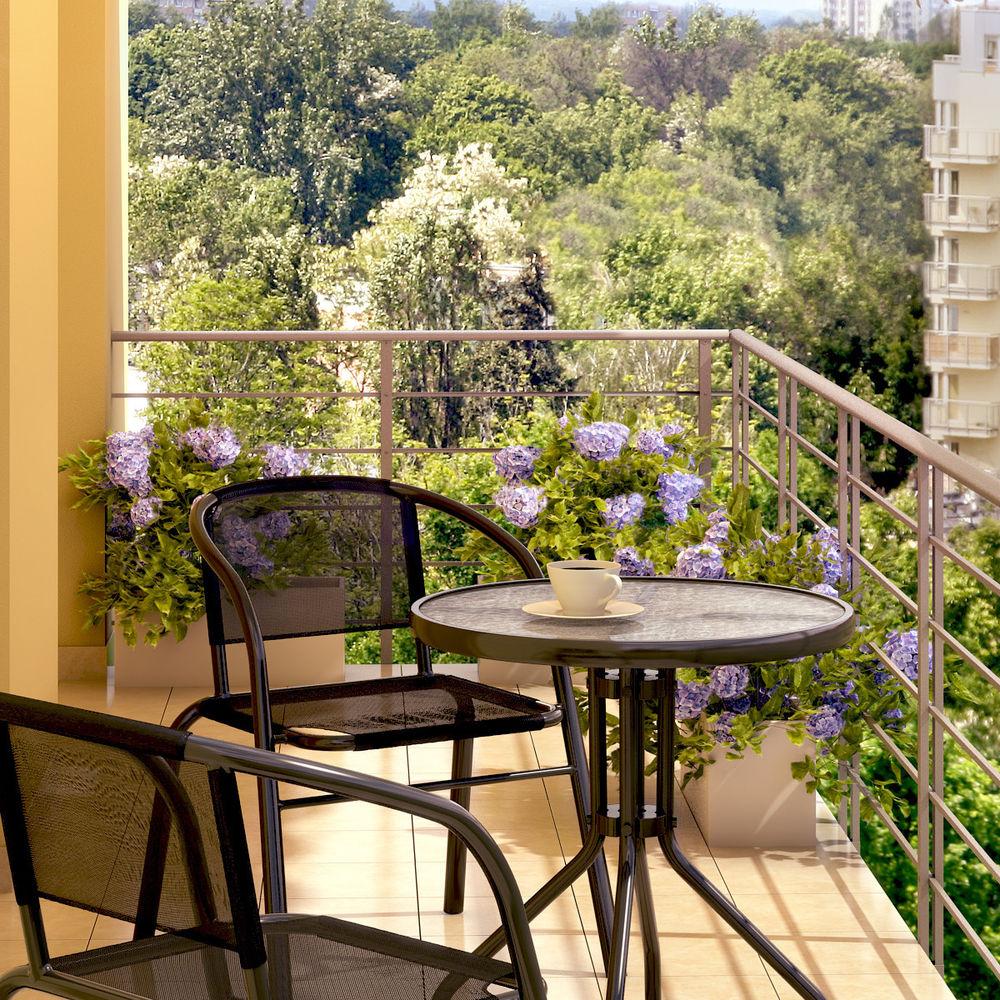 meble balkonowe  Meble ogrodowe dostępne w Leroy Merlin