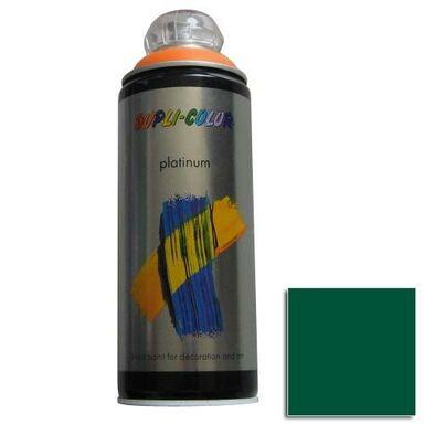Spray PLATINUM Zielony 0,4 l  DUPLI COLOR