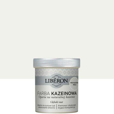 Farba do drewna KAZEINOWA 0.5 l Przygaszona perła Mat LIBERON