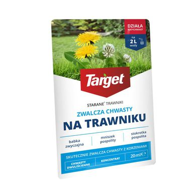 Środek chwastobójczy STARANE TRAWNIKI 20 ml TARGET