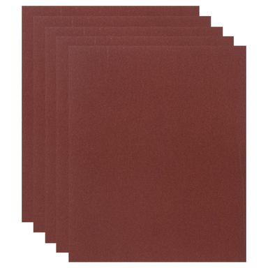 Papier ścierny DO DREWNA P180 230 x 280 mm DEXTER