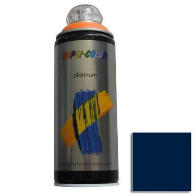 Spray PLATINUM Szafirowy 0,4 l  DUPLI COLOR