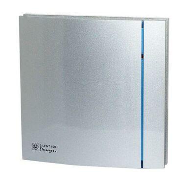 Wentylator łazienkowy 100 CRZ SILVER DESIGN 3C 98,9 mm SILENT
