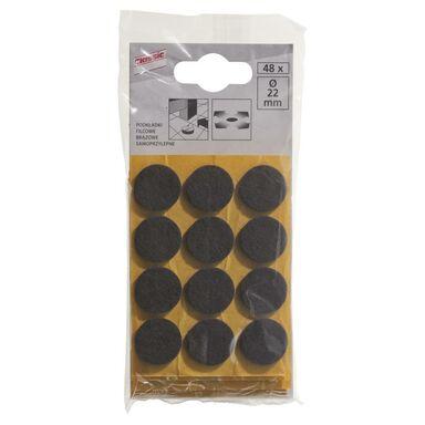 Podkładki filcowe 22 MM 22 mm