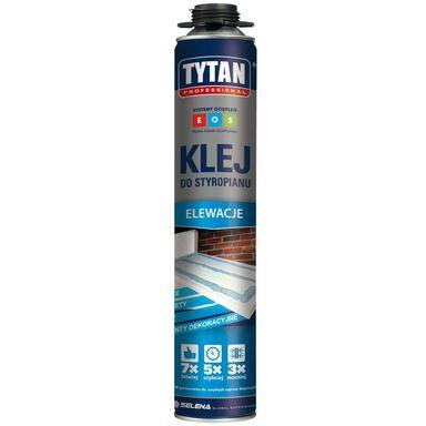 Klej poliuretanowy pistoletowy do styropianu EOS 750 ml Tytan Professional