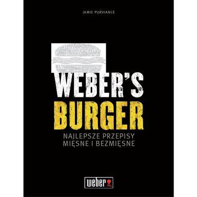 Książka WEBER'S BURGER WEBER