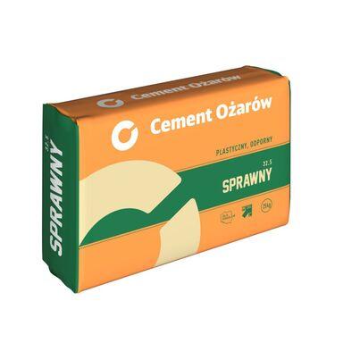 Cement sprawny 32,5R 1 tona Ożarów