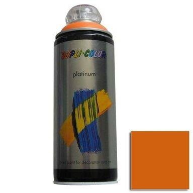 Lakier W Sprayu Platinum 0 4 L Pomaranczowy Polmat Dupli Color Spraye W Atrakcyjnej Cenie W Sklepach Leroy Merlin