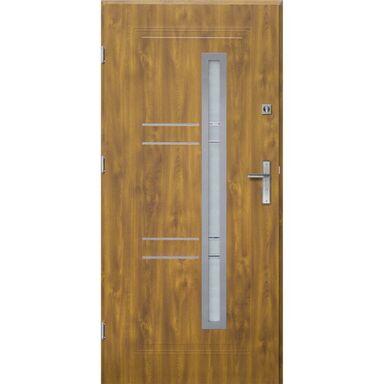 Drzwi wejściowe ZEFIR 90 Lewe