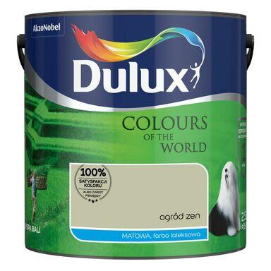 Farba wewnętrzna 2.5 l Ogród Zen DULUX