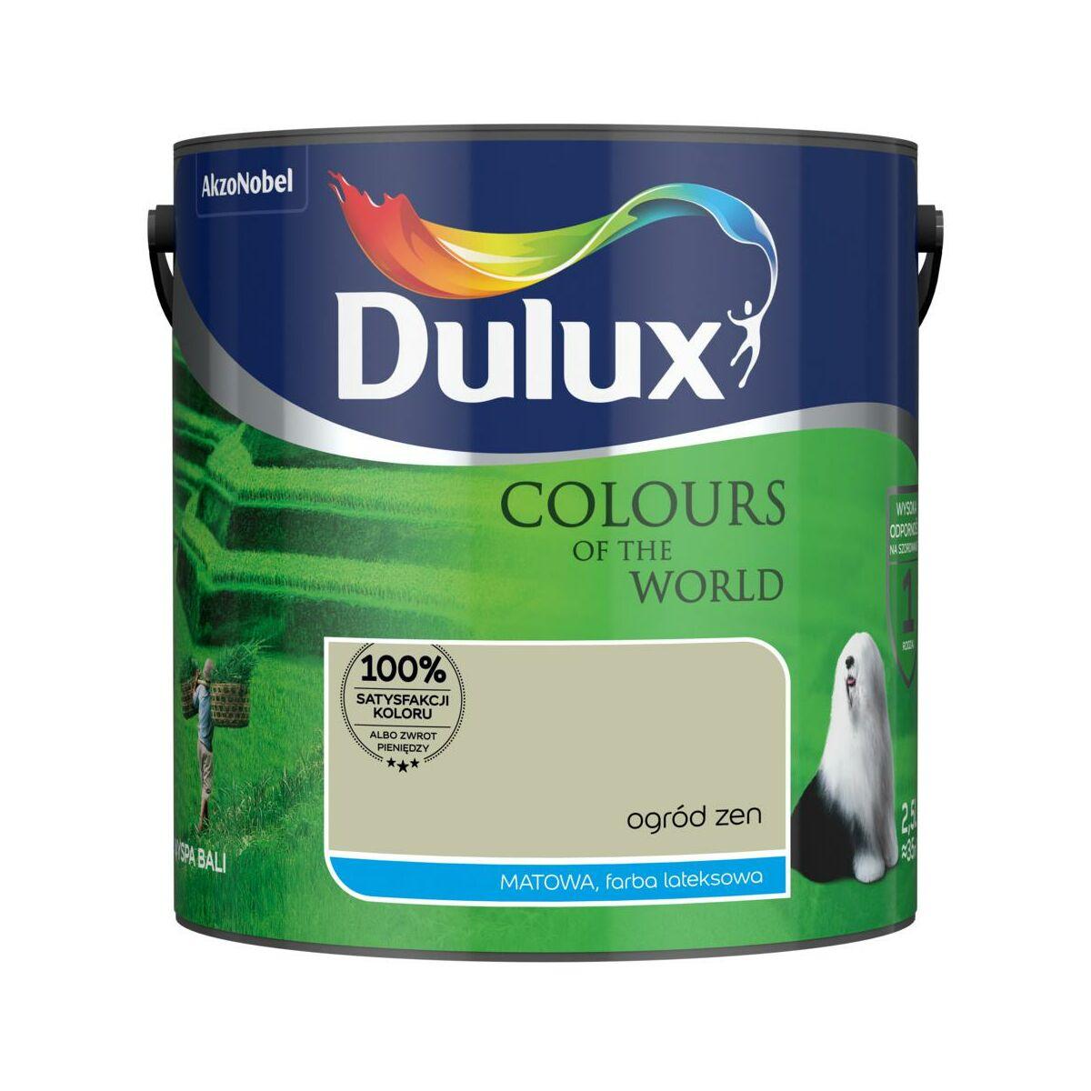 Farby Dulux Opinie I Test Farb Znanego Producenta