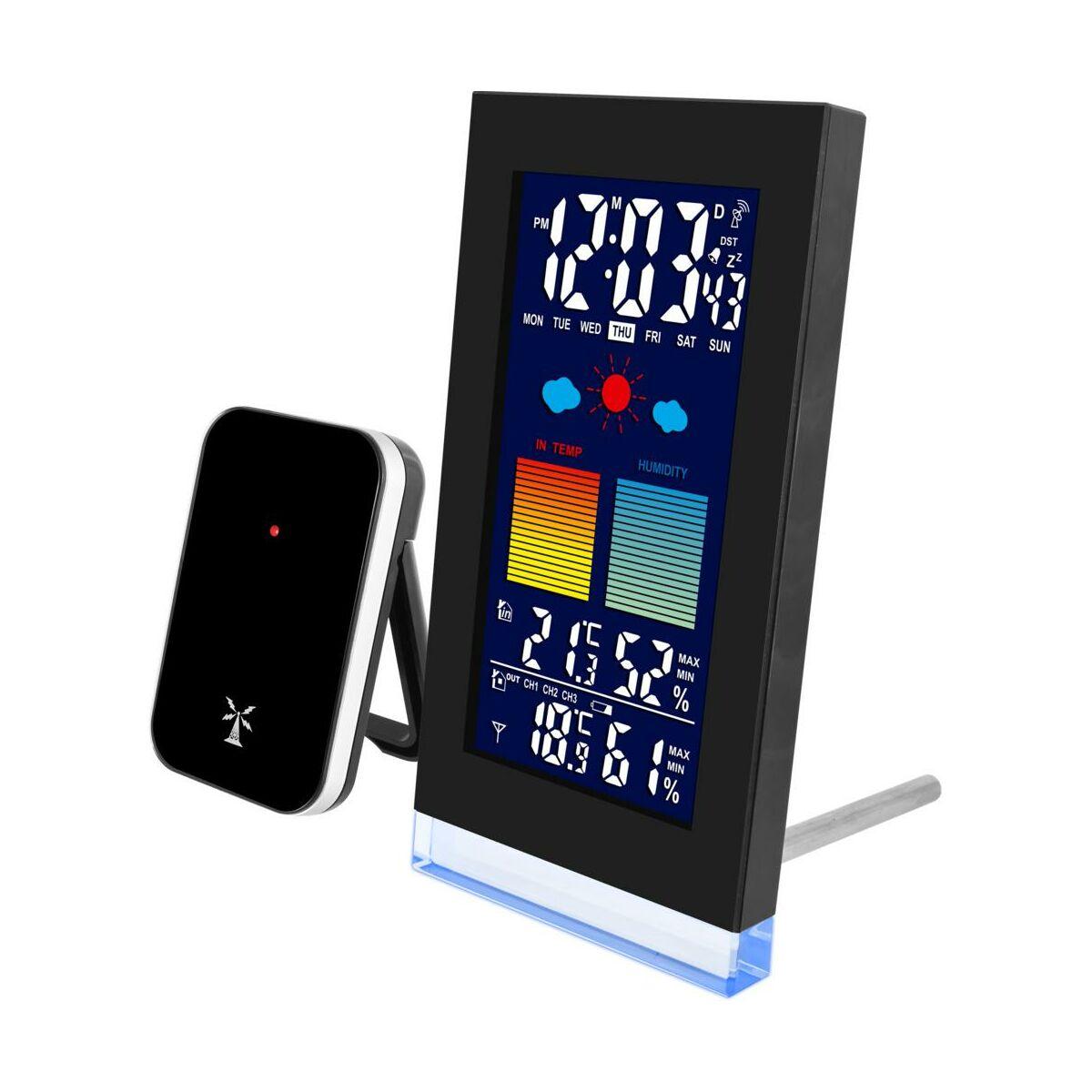 stacja pogody 180308 biowin stacje pogody w. Black Bedroom Furniture Sets. Home Design Ideas