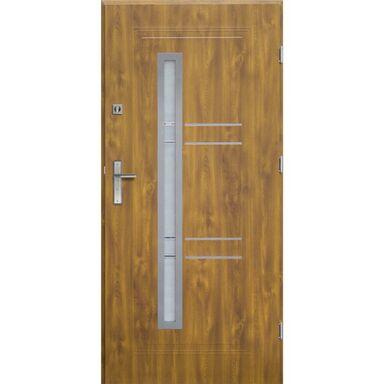 Drzwi wejściowe ZEFIR  prawe 90