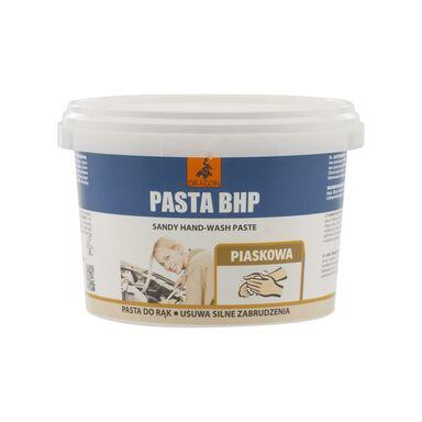 Pasta rąk BHP 0.5 kg piaskowa DRAGON