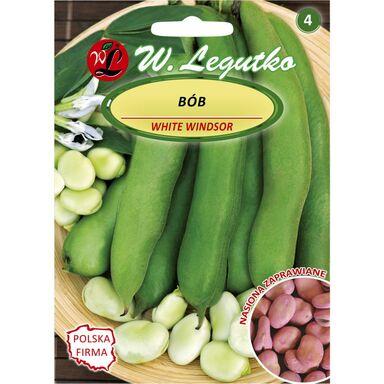 Bób WINDSOR BIAŁY nasiona zaprawiane 50 g W. LEGUTKO