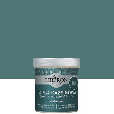 Farba do drewna KAZEINOWA Głębia oceanu 0.5 L LIBERON