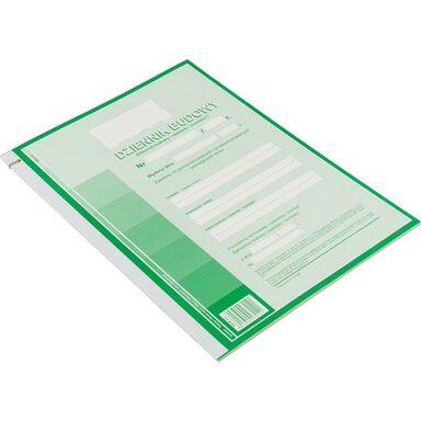 Dziennik budowy samokopiujący 10 stron format A4