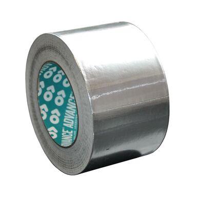 Taśma aluminiowa 8 CM X 50 MB KNAP