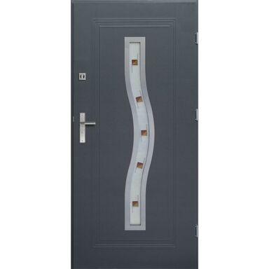 Drzwi wejściowe CERES  prawe 90