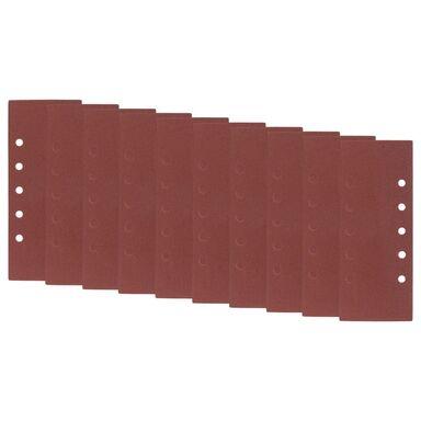 Papier ścierny 5+5  280 x 115 mm P180 DEXTER