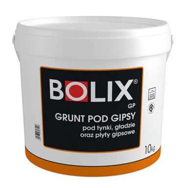 Grunt pod gipsy GP 10 kg BOLIX